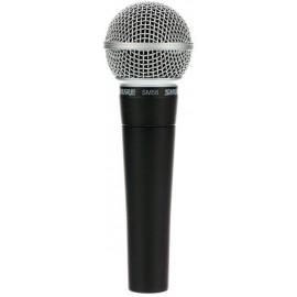 SHURE SM58LCE вокален динамичен кабелен микрофон